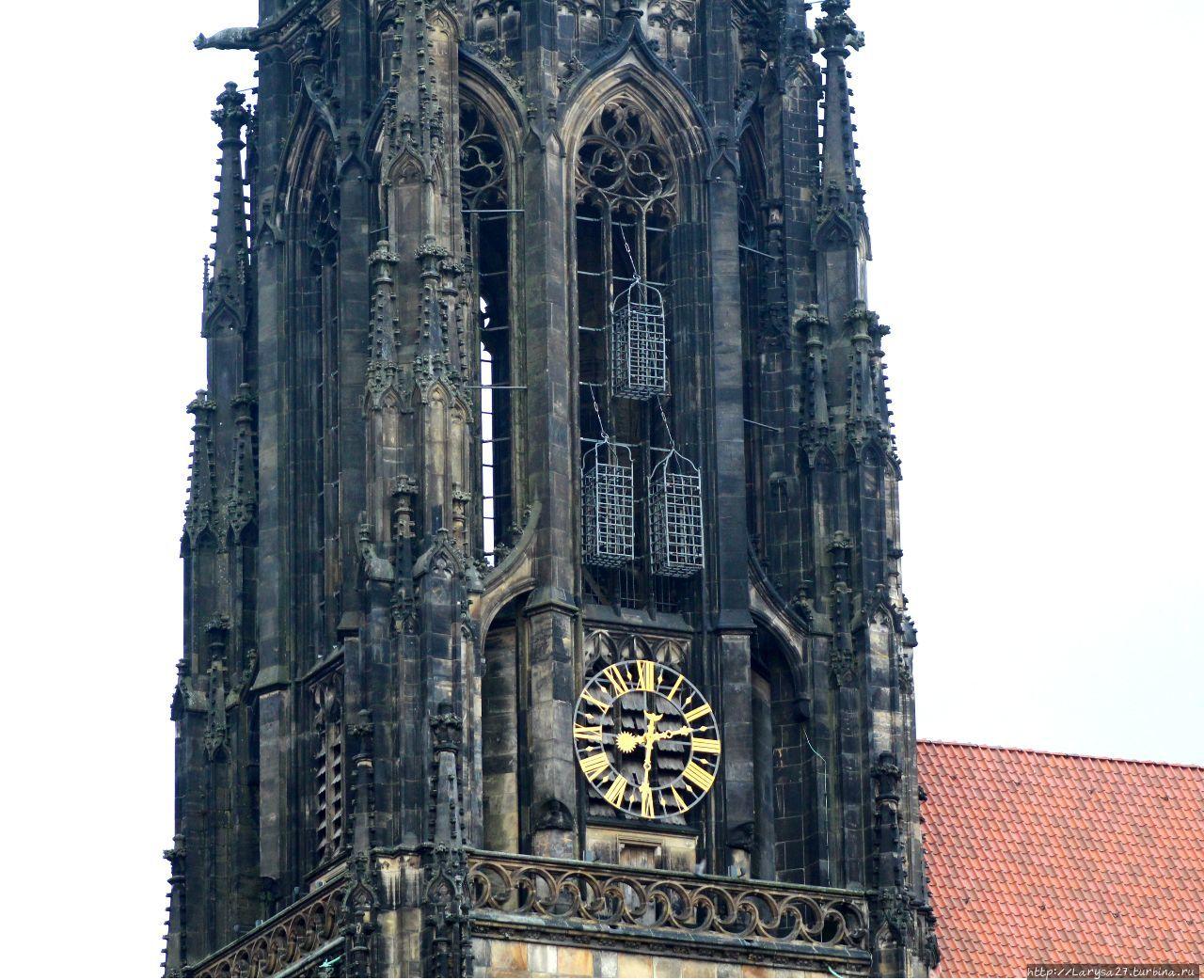 Церковь Св. Ламберта, баш