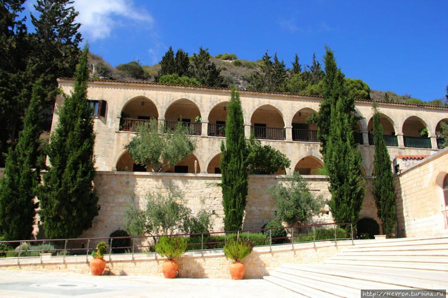 Монастырь Святого Неофита Тала, Кипр