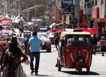 На улицах Уараса