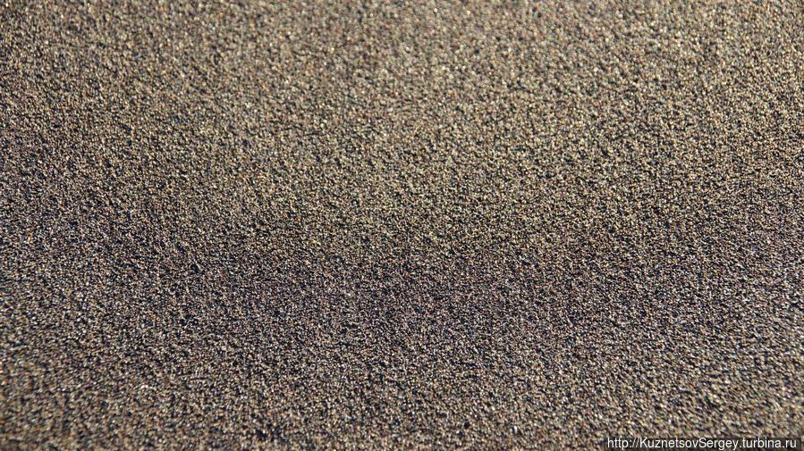 Вулканический песок
