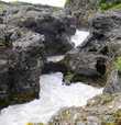 Водопад Барнафоссар (погибших детей)