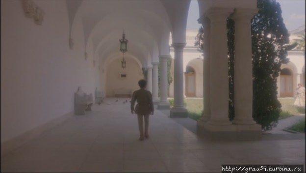 Кадр из фильма Ливадия, Россия