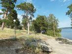Берег озера Боровое.