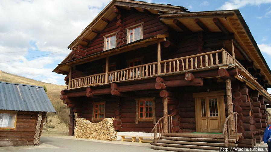 Дом для гостей