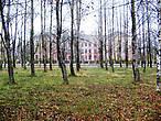Осенний парк, набережная