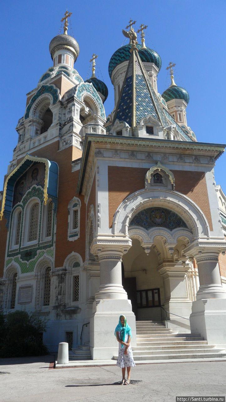 Храм святителя Николая Чу