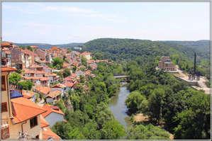 Велико Тырново – город домов карабкающихся к небу