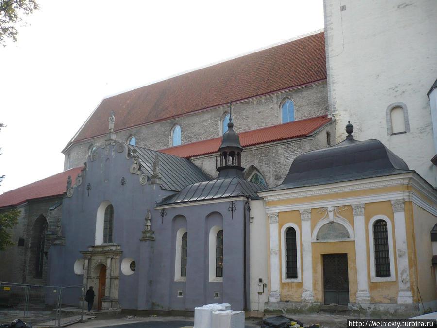 Церковь Св. Николая / Niguliste kirik