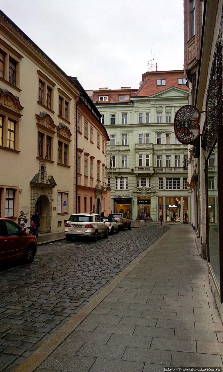 Брно: легенда о потерянном времени Брно, Чехия