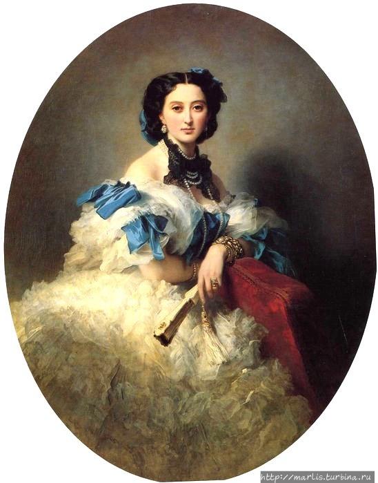 Портрет графини Варвары А
