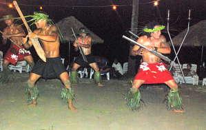Все фиджийцы — прекрасные и бесстрашные воины
