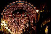 Праздничная иллюминация: так Чанчану украшают почти каждый месяц, ведь на Сицилии религиозные праздники случаются с завидной регулярностью