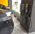 Настенная зарядка для автомобилей