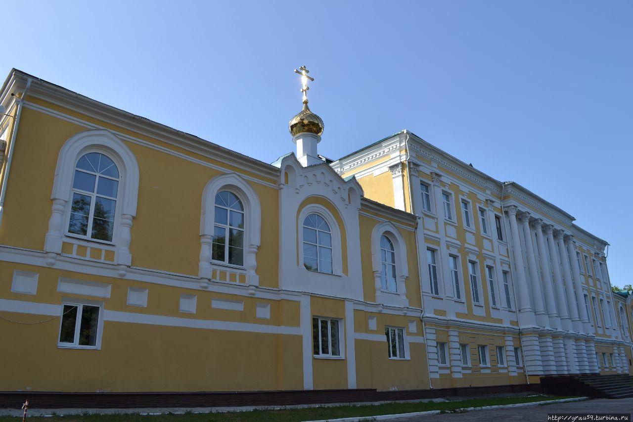Архирейский дом Пенза, Россия