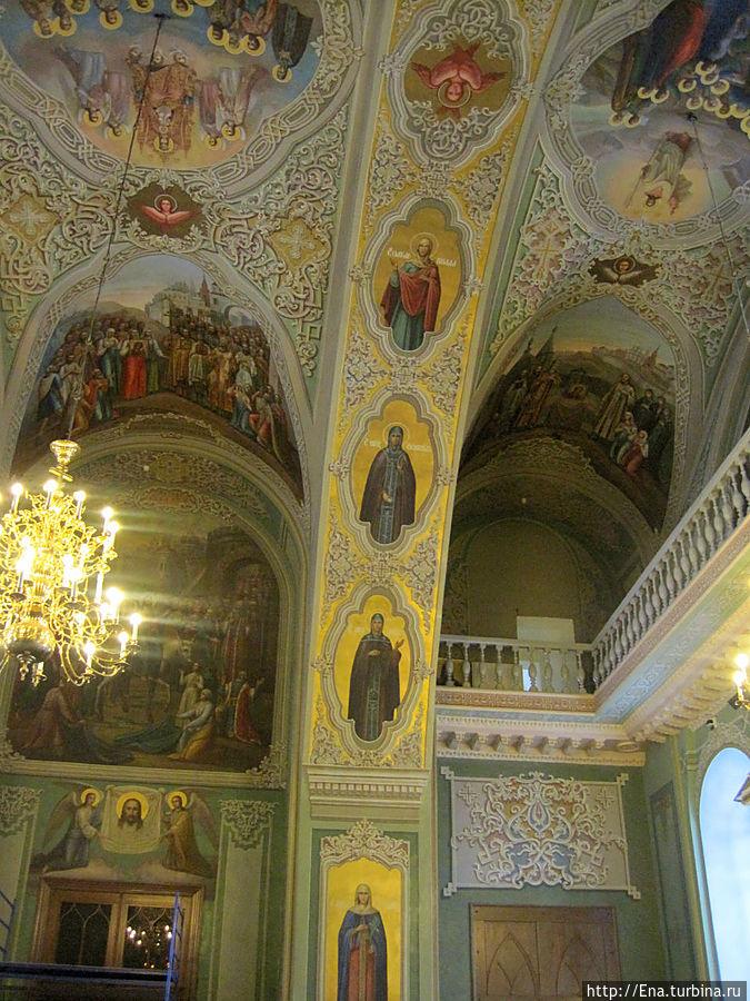 Благовещенский собор. Внутреннее убранство