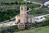 Церковь тамплиеров Ла Вера Крус