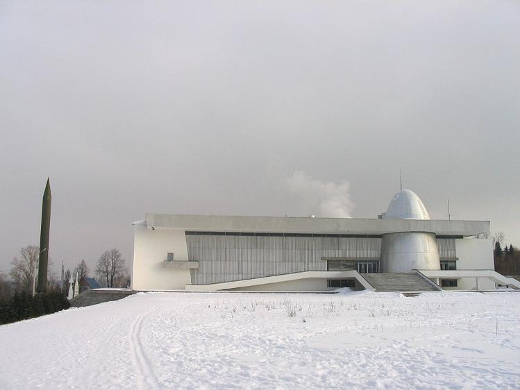 Музей космонавтики с план