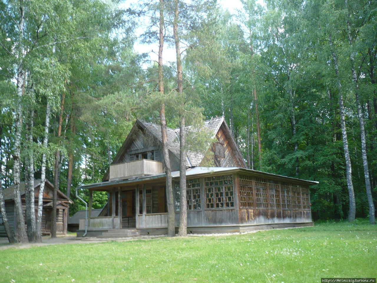 Дача-музей Янки Купалы Копысь, Беларусь