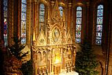 Церковь Матьяша — главный алтарь