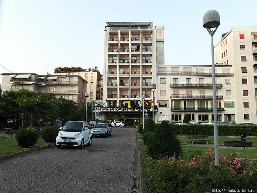 Отель Сан Марко