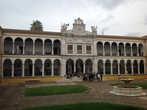 Университет города Эвора (провинция Алентежу) основан в 1551 году. Основателем университета был орден иезуитов.