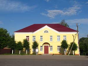 Здание музея в г. Духовщина