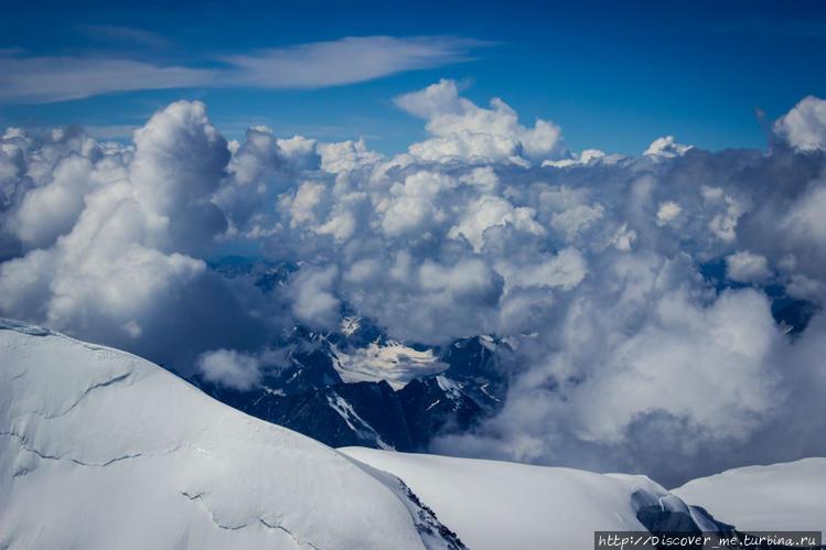 облака, которые любят обн