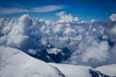 облака, которые любят обниматься..