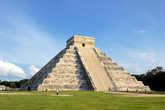 Пирамида El Castillo