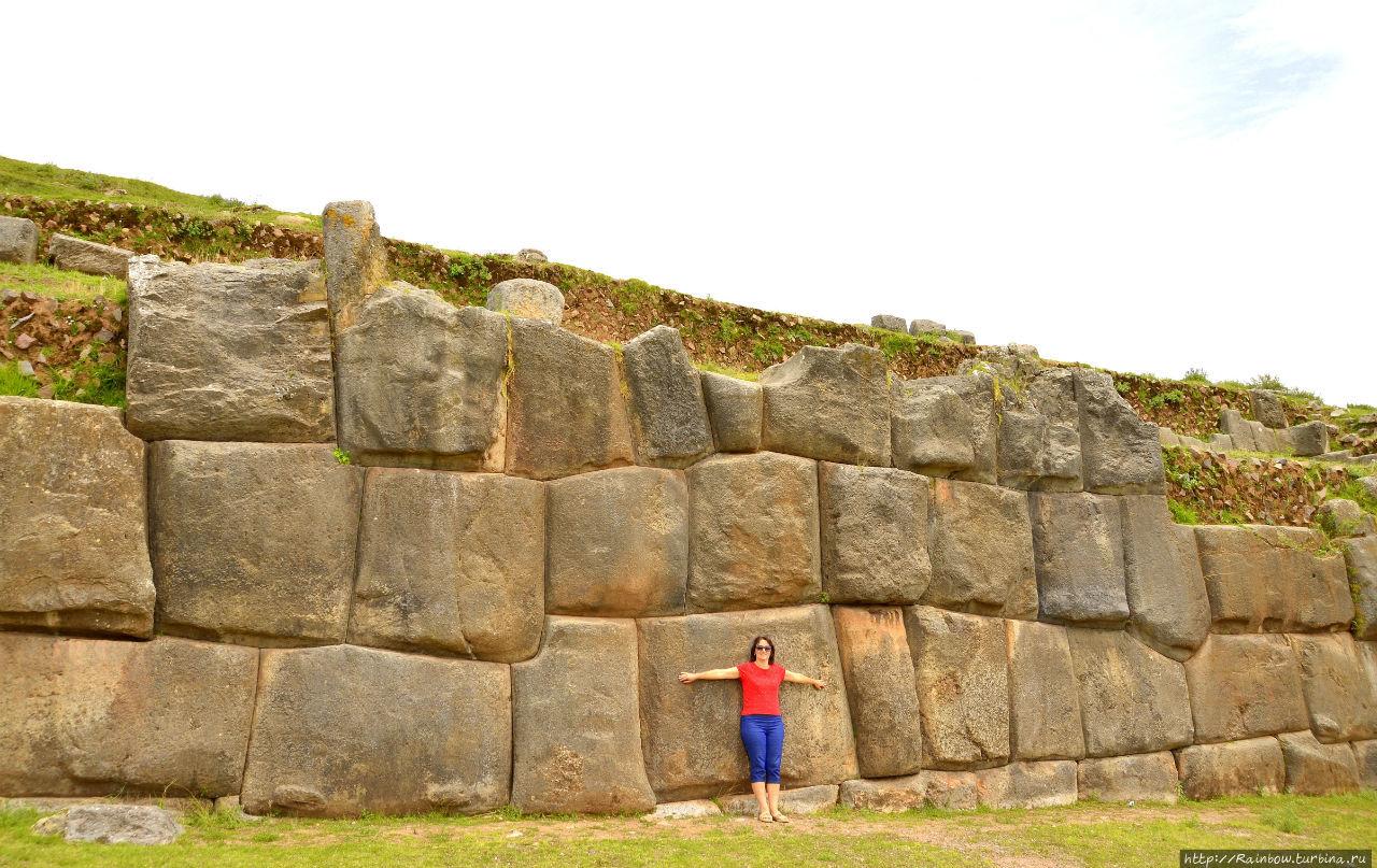 Загадки  Саксайуамана Куско, Перу