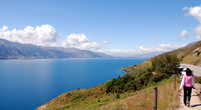Озеро Lake Hawea