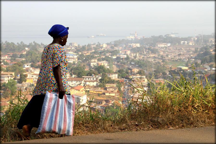 Обычные люди — Фритаун Фритаун, Сьерра-Леоне