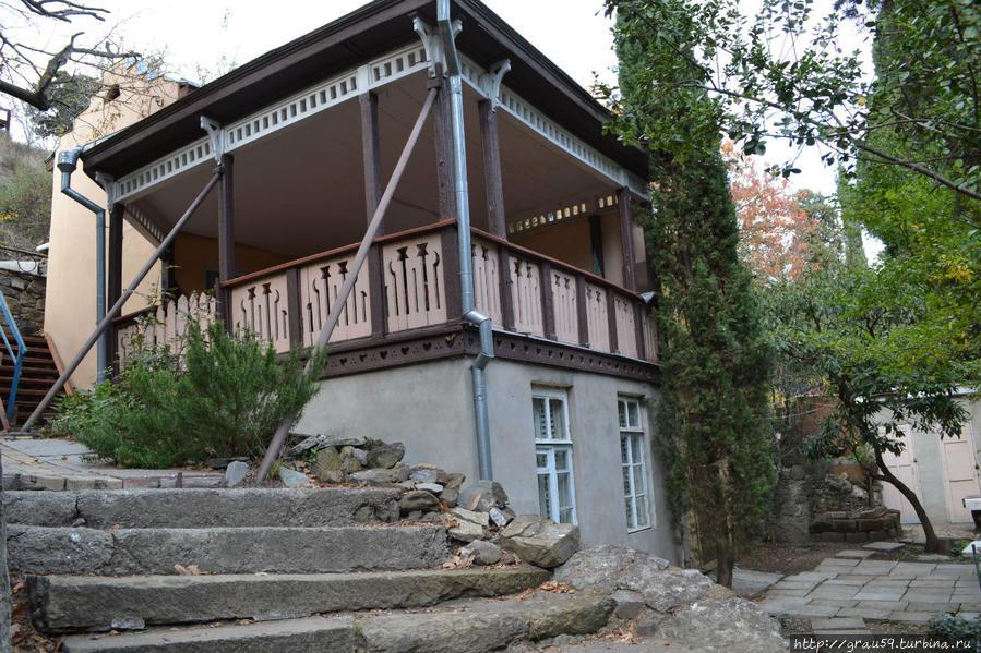Дача Бекетовых