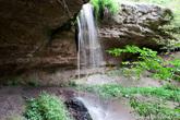 Тем не менее, это был настоящий водопад, и нужно заметить — очень живописный.