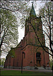 Новая церковь — главная городская церковь около рыночной площади