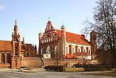 Костел св. Анны и костел Бернардинцев