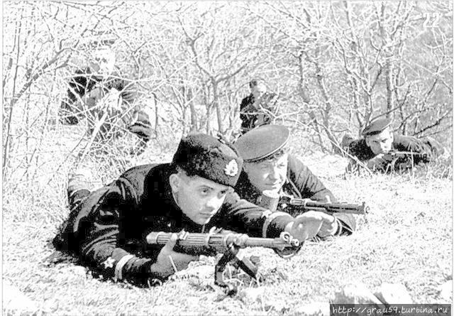 Оборона Севастополя.Старш