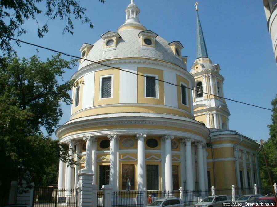 1788-93 годы. Архитектор М.Ф.Казаков.