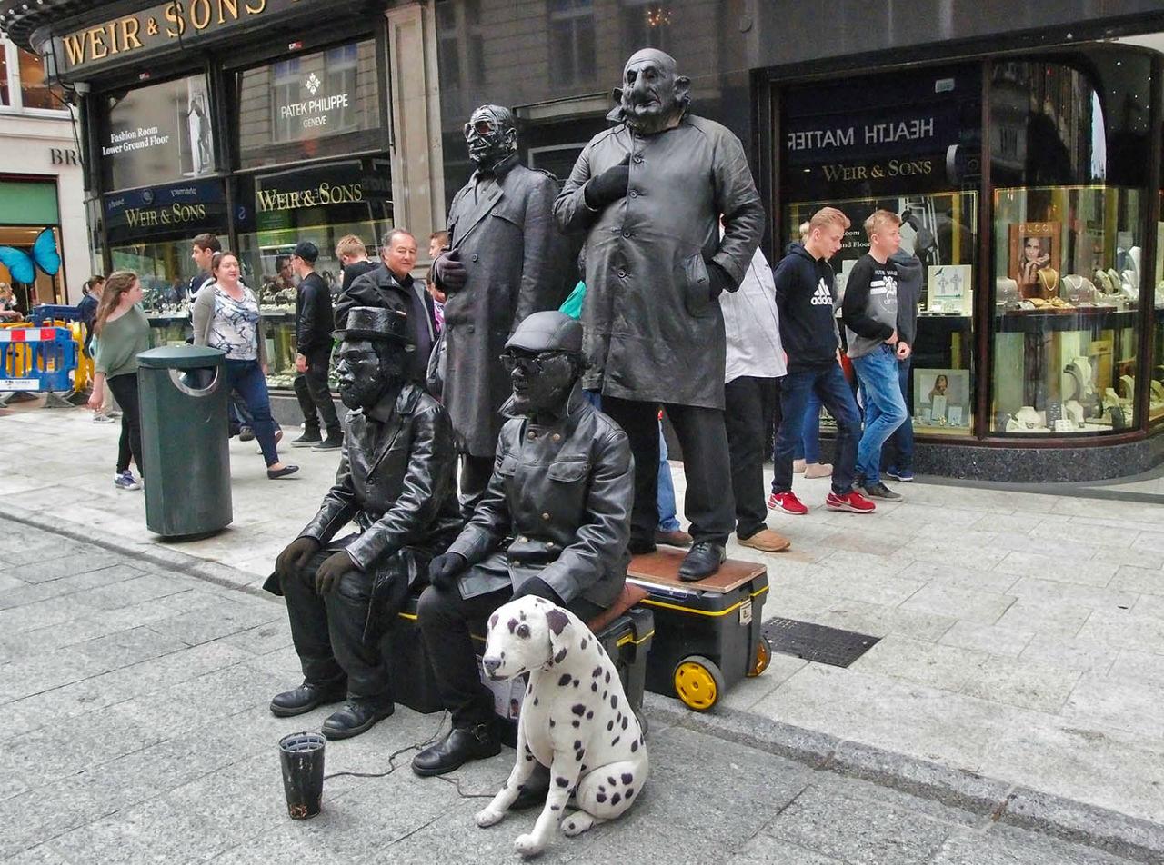 Ту-Да-блин! Дублин, Ирландия