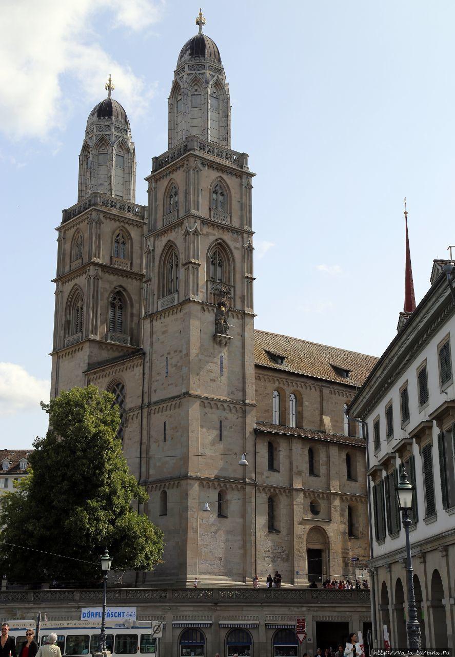 Город Цюрих Цюрих, Швейцария