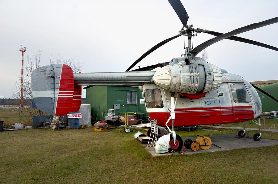 Вертолет Ка-26