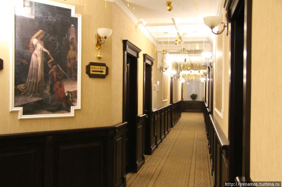 коридор 2 го этажа