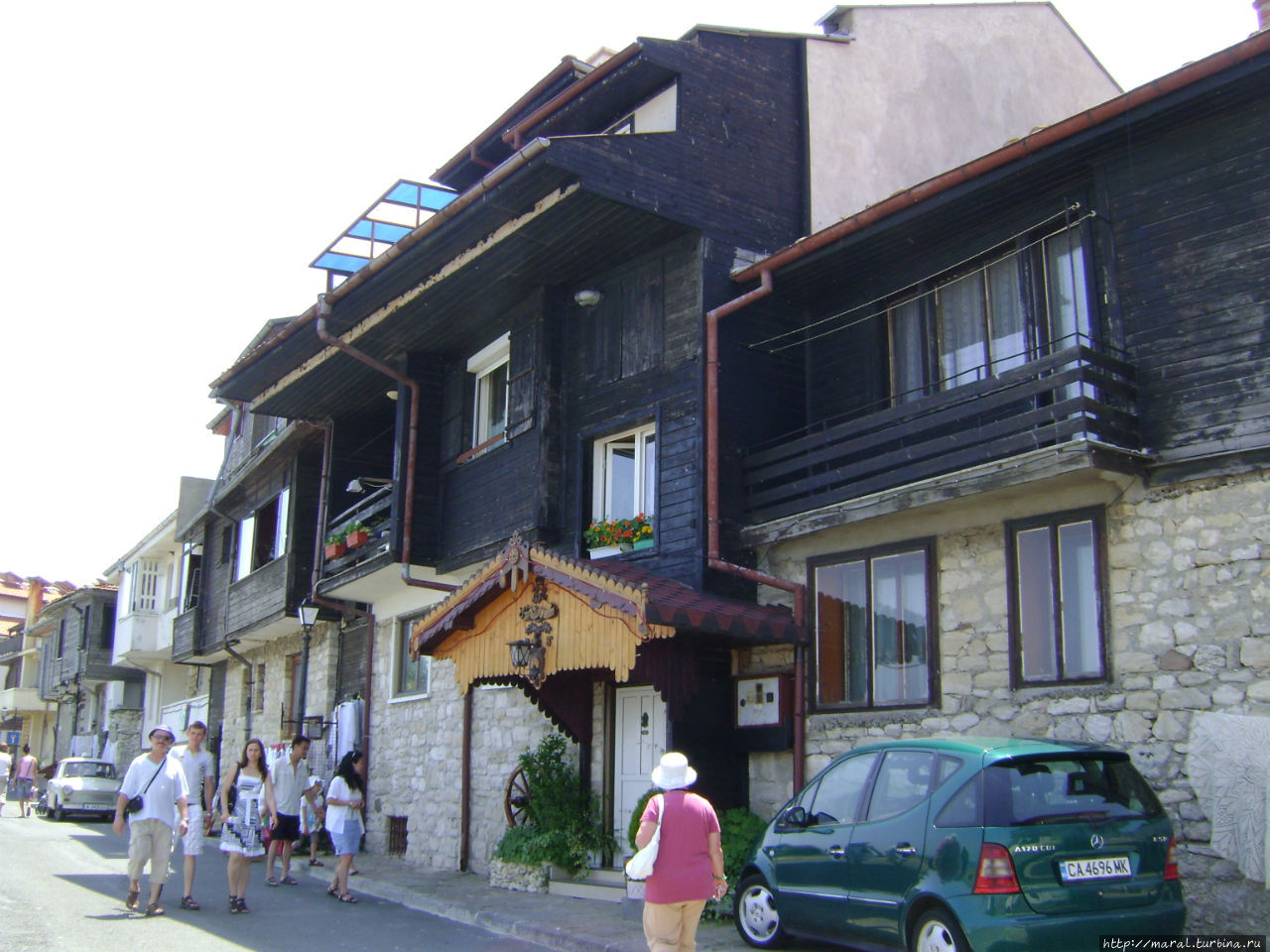 В город-музее новые дома в архитектурном отношении не должны отличаться от зданий исторической застройки