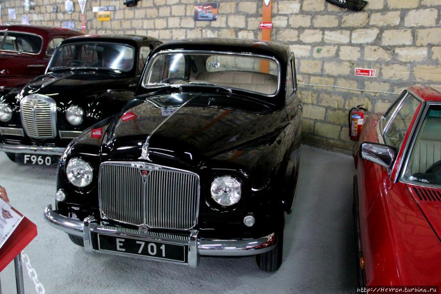 Ровер Р4. создан в 1949 году.