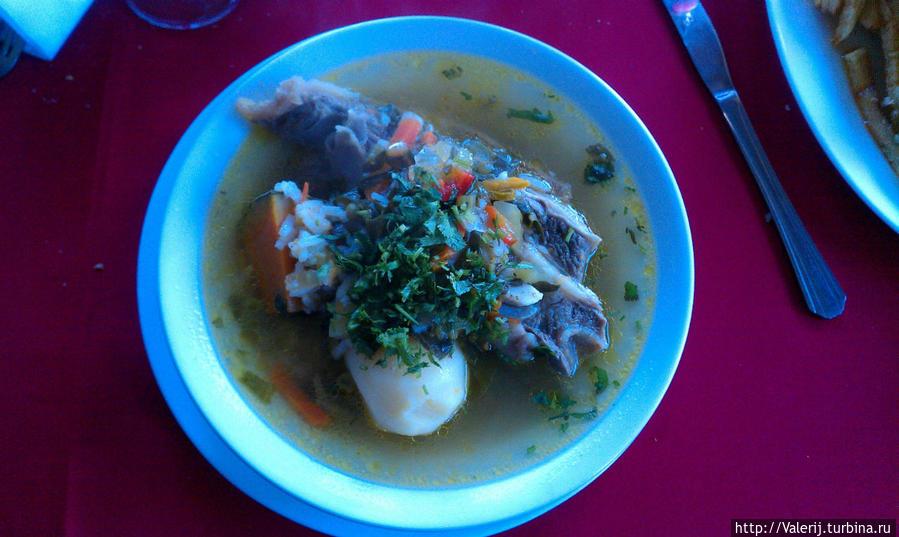 Суп Casuela