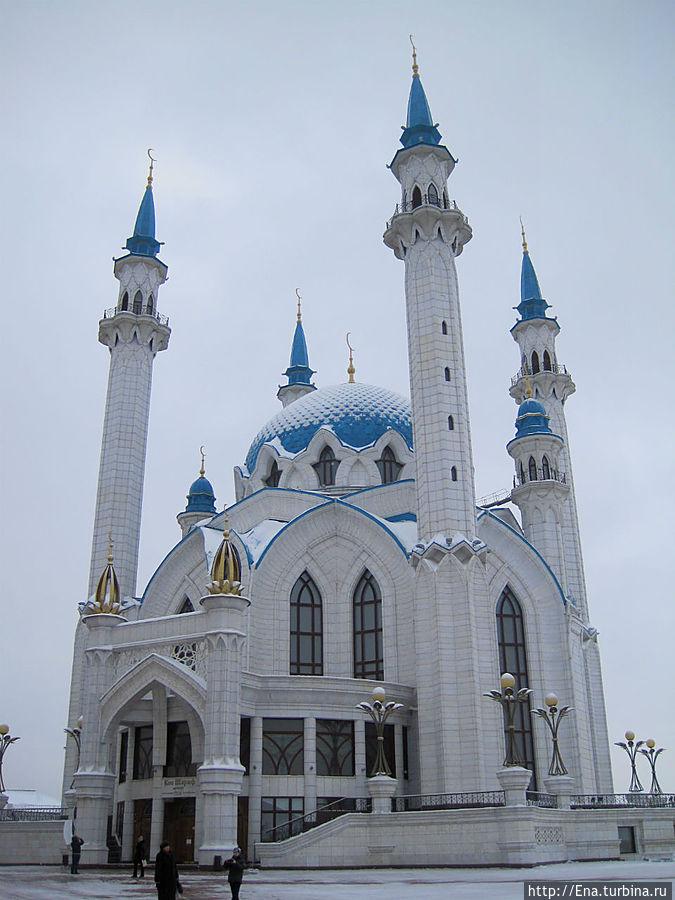 Мечеть Кул Шариф — она великолепна!!!