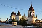 Южная башня монатыря