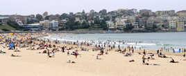Пляж Bondy