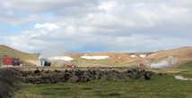 Геотермальная электростанция Krafla