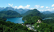 Альпзее и Шванзее